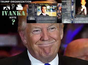 Trumping Ivanka